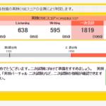 英検2級(1次)受験結果:インター生の英語力は日本の英語試験に通用するのか